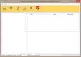 NSF to PST Converter screenshot