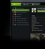 NVIDIA GeForce Experience screenshot