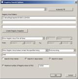 OfflineRegistryFinder screenshot