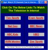 Ogni Live TV Watch screenshot