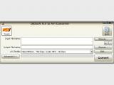 OJOsoft FLV to AVI Converter screenshot