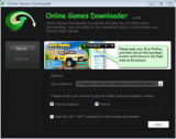 Online Games Downloader screenshot
