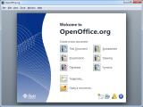 OpenOffice.org Portable screenshot