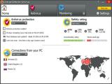 Orange Defender Antivirus screenshot