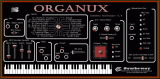 Organux VSTi screenshot