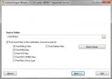 Outlook Import Wizard screenshot