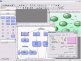 Pacestar UML Diagrammer screenshot