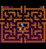 Pacman Remake screenshot