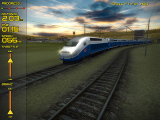Passenger Train Simulator screenshot