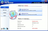 Pc Tools File Recover screenshot