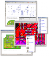 PCB Wizard Standard Editions screenshot
