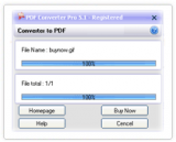PDF Converter Pro screenshot
