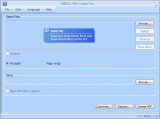 PDF Creator Pro screenshot
