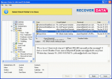 Perfect MS Outlook PST Recovery Software screenshot