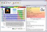 Periodic Table Explorer screenshot