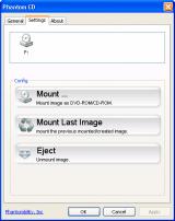 Phantom CD screenshot