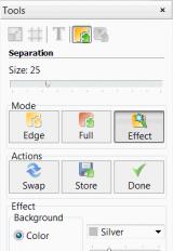 Picture Cutout Guide Lite screenshot
