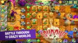 Plants vs. Zombies 2 screenshot