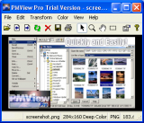 PMView Pro screenshot