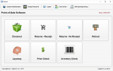 Point of Sales Software screenshot