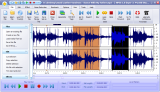Power Sound Editor Free screenshot