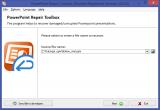 PowerPoint Repair Toolbox screenshot