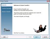 Presto Transfer Windows Live Messenger screenshot