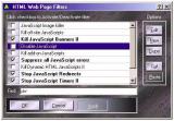 Proxomitron screenshot