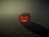 Pumpkin Mystery 3D Screensaver screenshot
