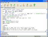 Quick Batch File Compiler screenshot
