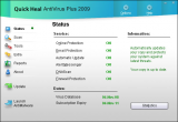 Quick Heal AntiVirus Pro screenshot