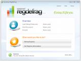 Quicksys RegDefrag Portable screenshot