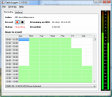 RadioLogger screenshot
