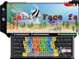 RapidTyping Typing Tutor Portable screenshot