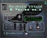 Realistic Virtual Piano VSTi screenshot