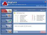RegCure screenshot