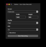 ReGen - Ace Video Recorder screenshot