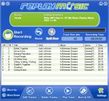 Replay Music screenshot