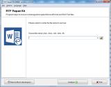 RTF Repair Kit screenshot
