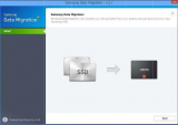 Samsung Data Migration screenshot