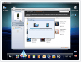 Samsung Kies screenshot