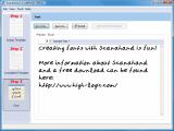 Scanahand Basic Edition screenshot