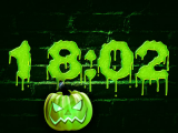 Scary Clock Screensaver screenshot
