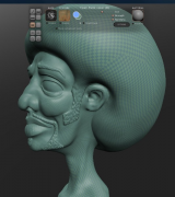 Sculptris screenshot