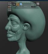 Sculptris screenshot