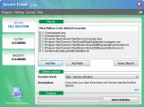 Secure Eraser screenshot