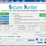 Secure Hunter Anti-Malware Pro screenshot