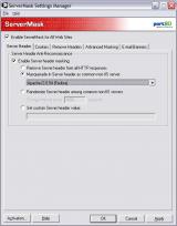 ServerMask screenshot
