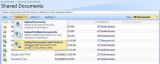 SharePoint Batch Check In screenshot