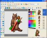Sib Icon Editor screenshot